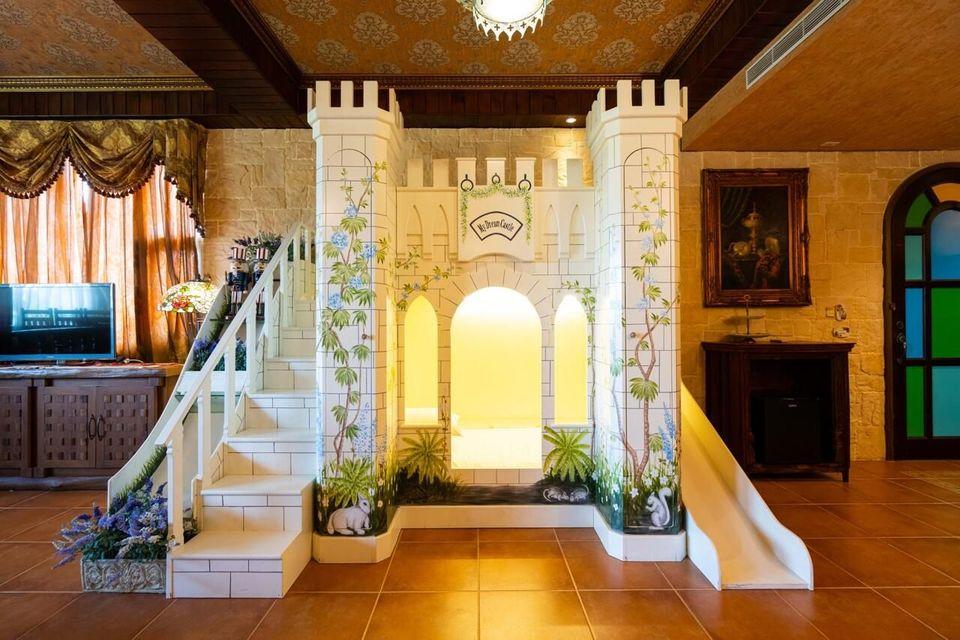 宜蘭親子民宿-宜蘭親子住宿-芯園|我的夢中城堡