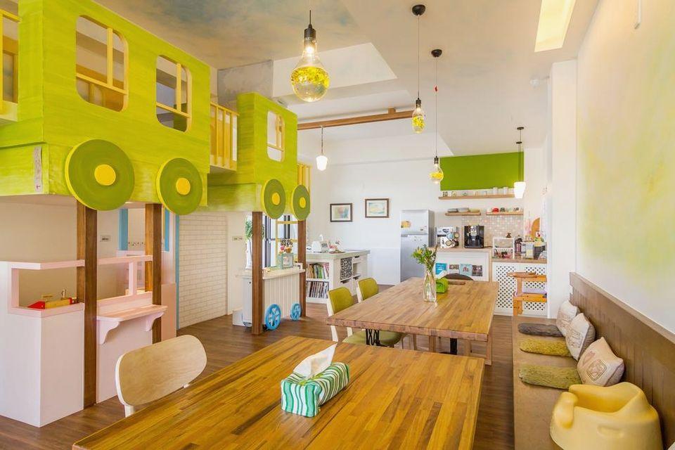 綠博周邊住宿-宜蘭綠色博覽會住宿-米妞的假期