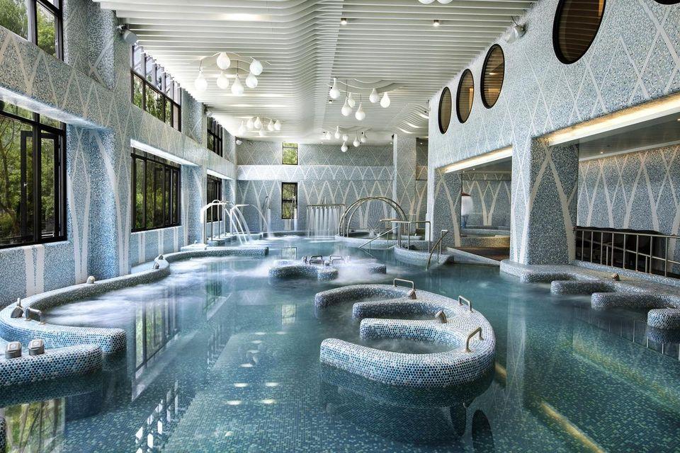 礁溪溫泉飯店-頂級礁溪溫泉住宿-中天溫泉渡假飯店
