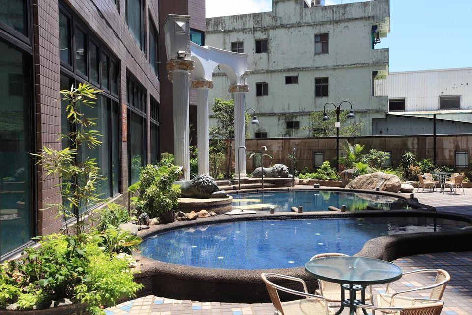 礁溪溫泉飯店-超值礁溪溫泉住宿-山泉大飯店