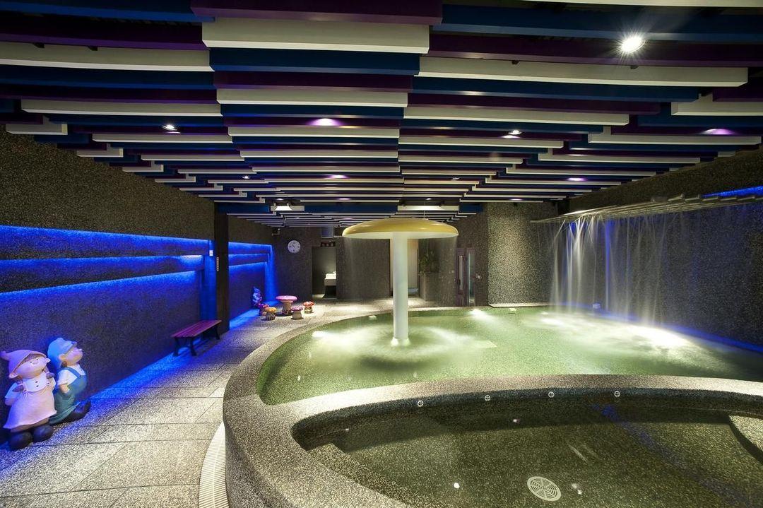宜蘭礁溪溫泉湯屋-福岡1號溫泉飯店