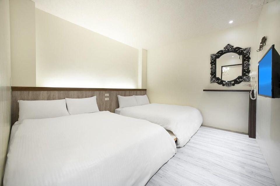 宜蘭住宿-福岡3號設計汽車旅館