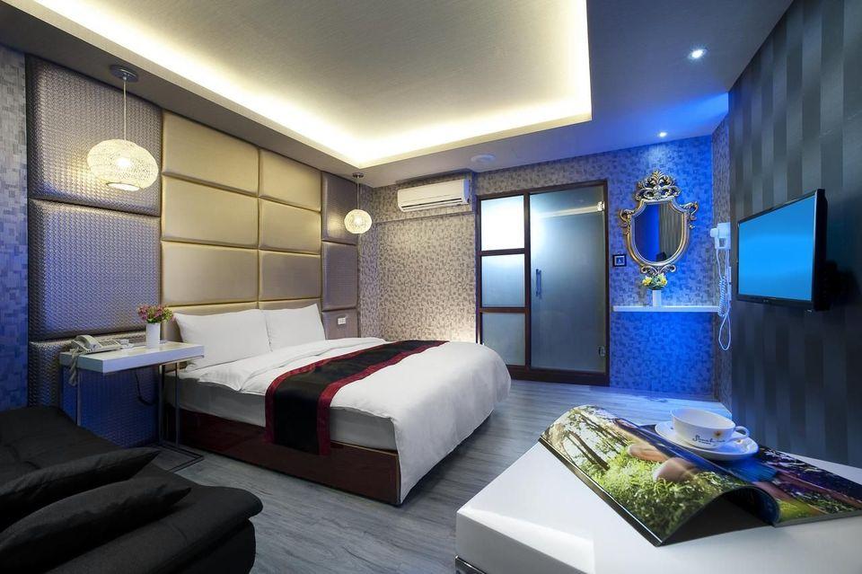 宜蘭跨年好去處-跨年推薦住宿-精品汽車旅館 l 福岡3號設計旅館