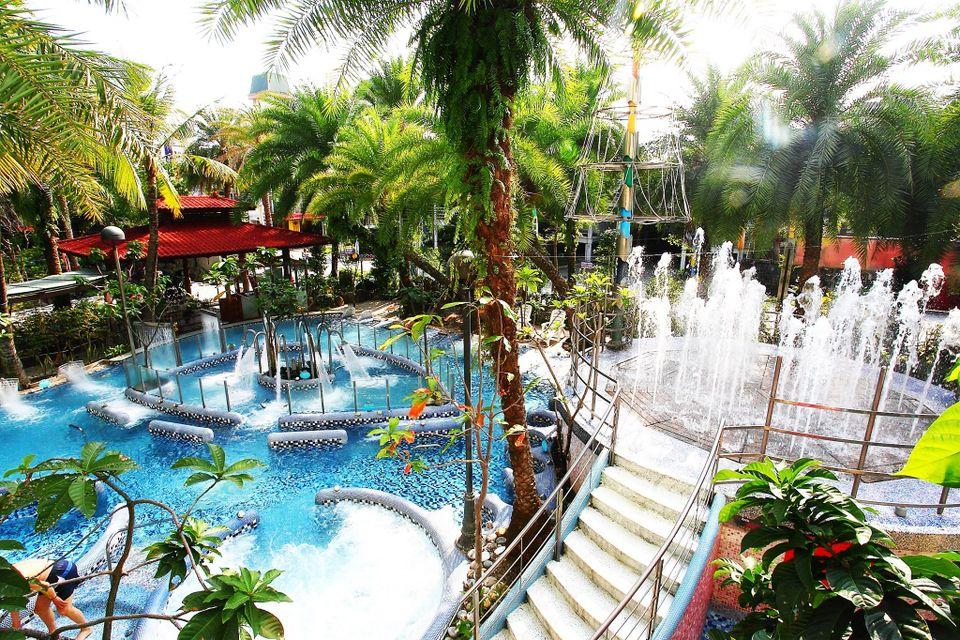 高質感礁溪溫泉住宿-礁溪住宿-中冠礁溪大飯店