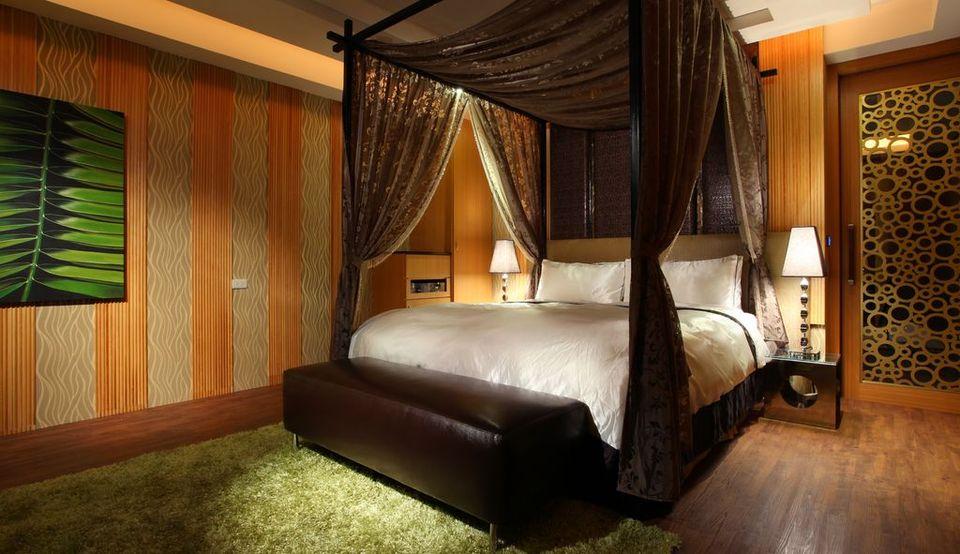 台中汽車旅館-優質台中汽車旅館-心月自然旅館