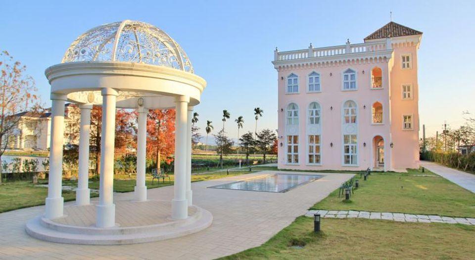 宜蘭親子民宿-宜蘭親子住宿-希格瑪花園城堡