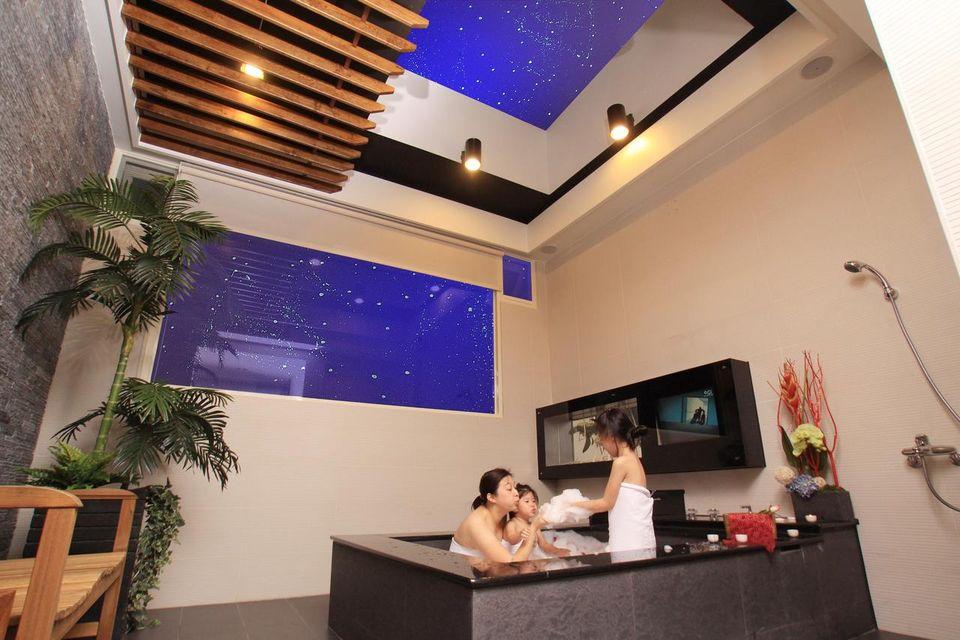 宜蘭礁溪溫泉湯屋-春水笈溫泉度假會館