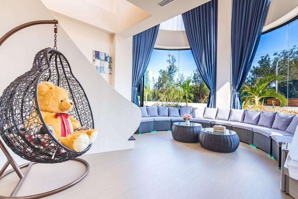 陽光棕櫚渡假民宿