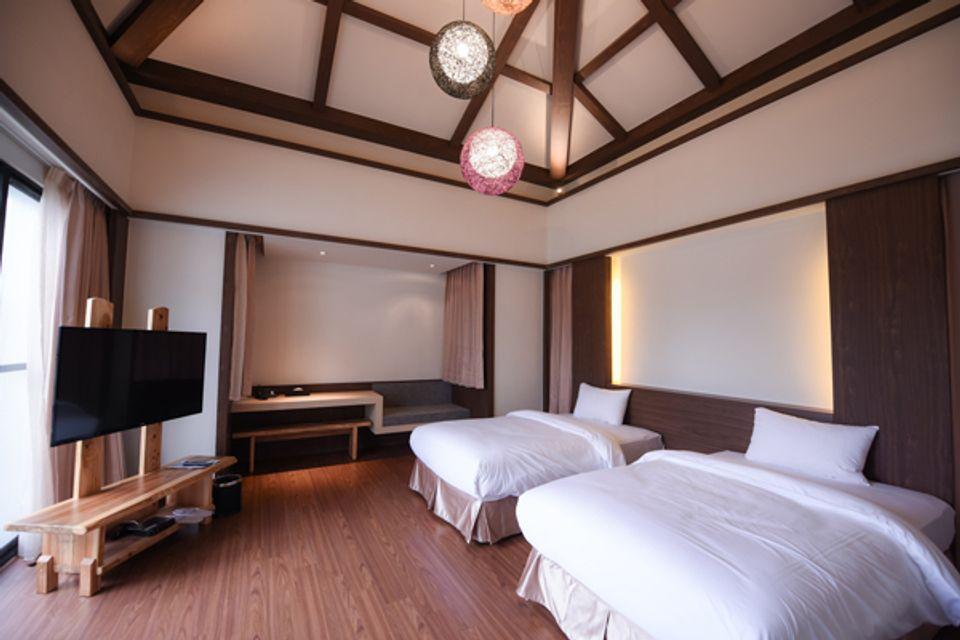台東飯店-台東溫泉飯店-台東綺麗渡假村