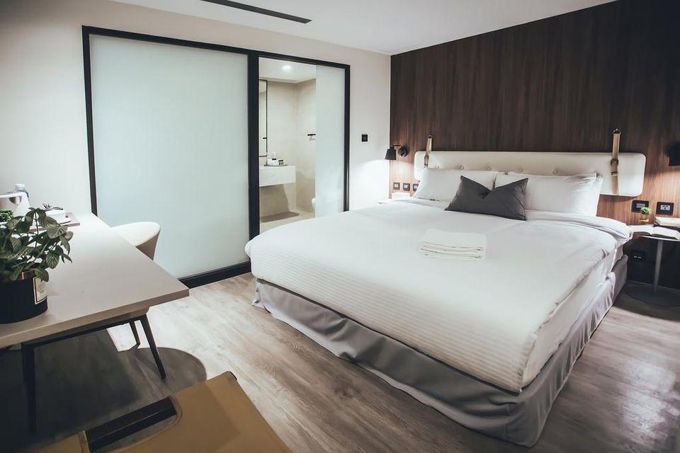 台北飯店-台北飯店推薦-樂居‧微風設計旅店
