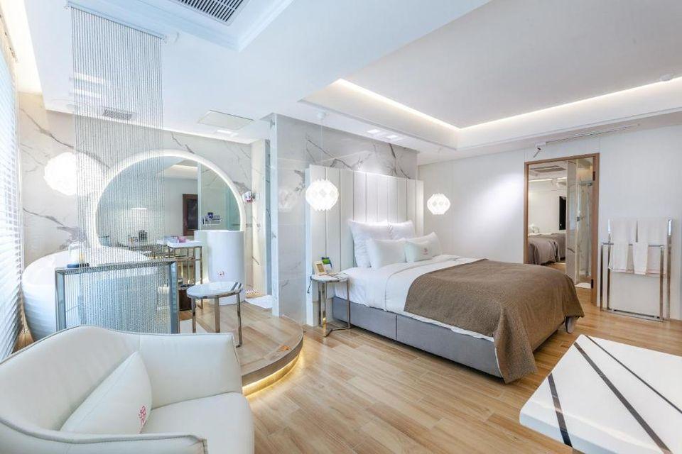 桃園汽車旅館-超平價桃園motel-潮旅館 Chao Motel