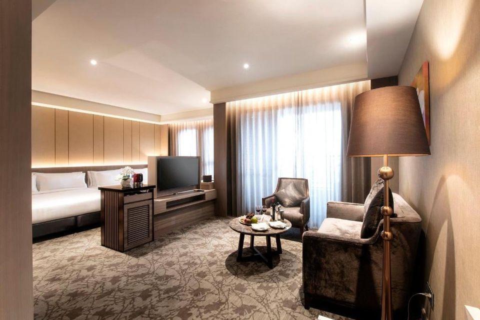 礁溪溫泉飯店-中天溫泉渡假飯店