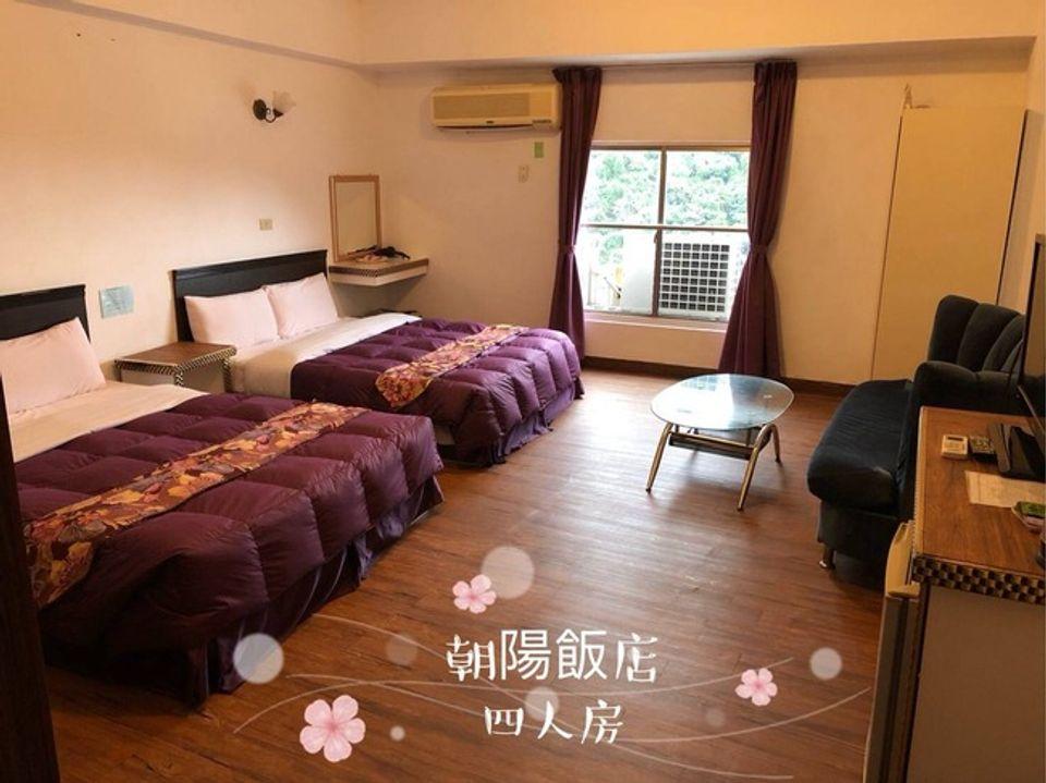 知本溫泉-台東溫泉飯店-統銘朝陽假期飯店