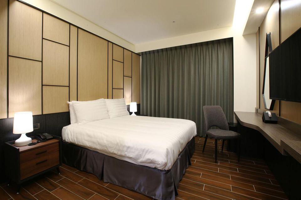 台南飯店-台南飯店推薦-Hotel A 聖禾大飯店