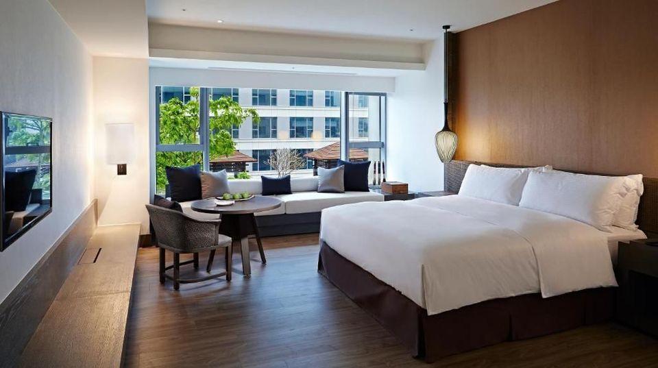 台南飯店-台南飯店推薦-台南晶英酒店 Silks Place Tainan