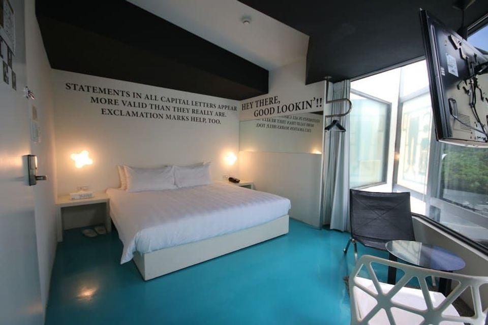 線上旅展優惠名單-線上旅展-Hotel Papa Whale美麗島館