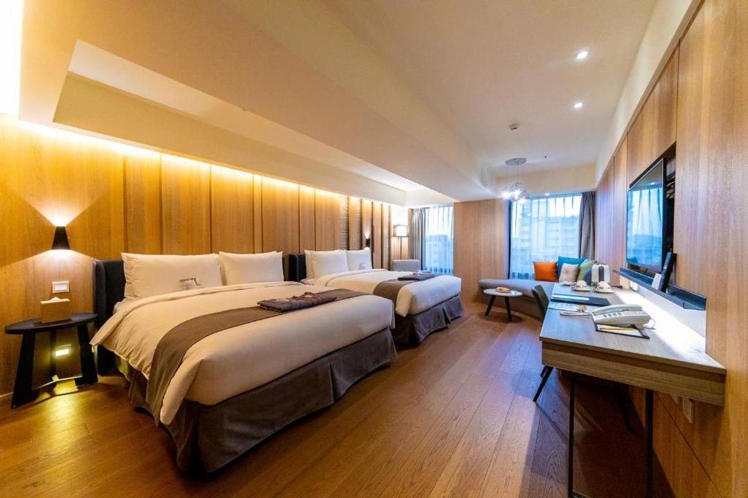礁溪溫泉飯店-山形閣溫泉飯店