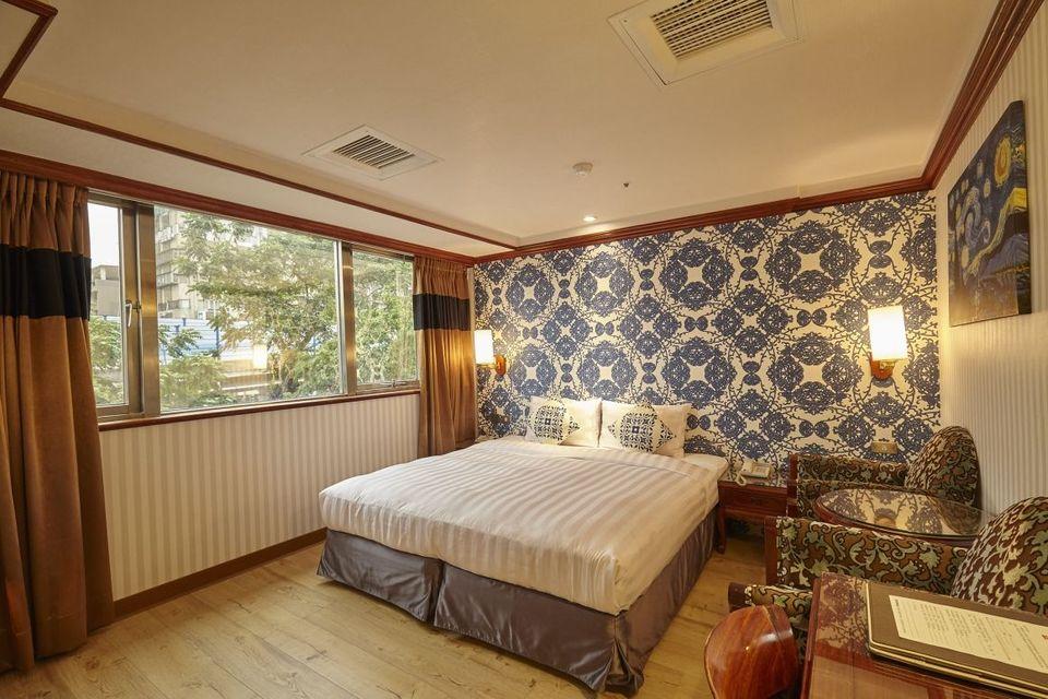 大坪數-台北防疫旅館-台北市防疫旅館-新凱飯店